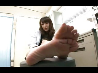 HD Asians tube Feet