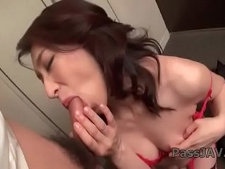Mature lady Marina Matsumotogoes nasty onwards assignment