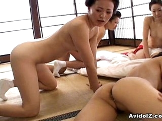 Japaneses nearby heavy tits and tits fucked to the utmost japanese membrane
