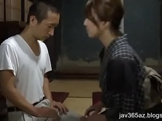 japanese milf wants cock of her young gentleman in law