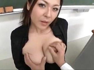 Yuki Sakurai   Titillating Japanese Teacher