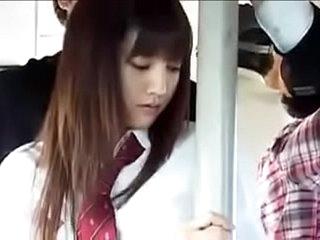 japanese schoolgirl jk motor coach gangbang molester plz her name