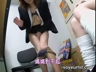 japanese old lady and daughter - 6