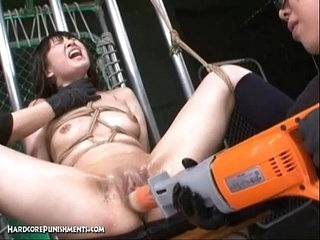 Extreme Japanese BDSM Intercourse