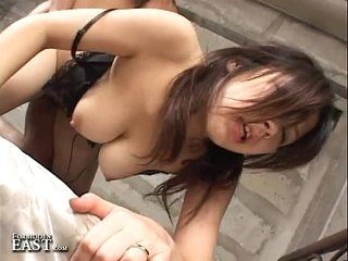 Rounded out Japanese Hardcore Sex