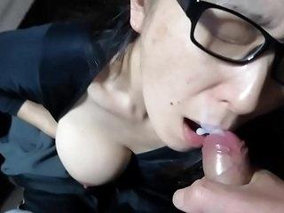Amateur Japanese Spliced Emi's Blowjob 19/11/24