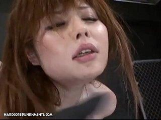 Japanese Vassalage Lovemaking - Extreme BDSM Punishment be useful to Ayumi