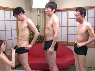Subtitled Japanese AV popularity Mona Takei blowjob lineup