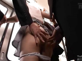 Sexy Japanese Girl charge from with regard to Train