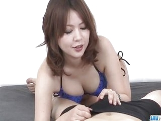 Critical POV blowjob by nasty Asian horny order about pamper