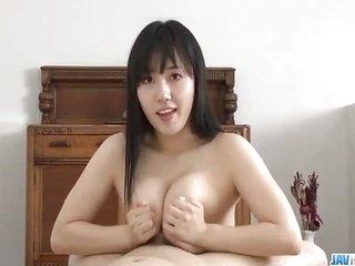 Bsty Azusa Nagasawa amazes nigh the brush coc - More at javhd.net