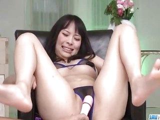 Heavy tits, Kyouko Maki, enjoys plaything porn  - Fro at javhd.net