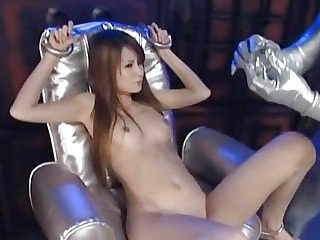 Vibrator insertion nigh Japanese girl Tsubomi