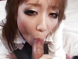 Smashing Japanese hardcore relative to curvy assГ' AiГ'
