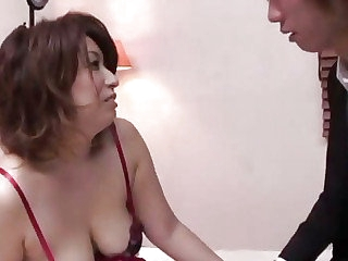 Yukari best Japanese sucking cock sex master