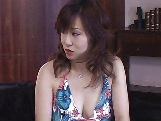 Hardcore stomach for making love Japanese AV Model