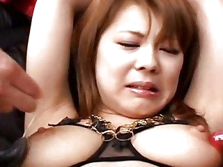 Japanese spoil win pussy fucked by dildos uncensored