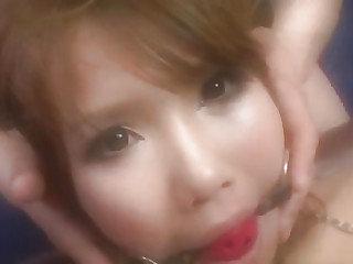 Amazing bondage with horny Japan modelГ' Akiho Nishimura