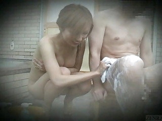 Subtitled Japan female exhibitionist score Medicine lavage dare