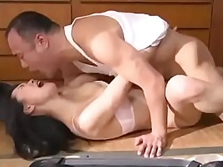 Japanese in law sex movie