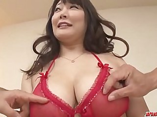 Hot japan girl with big tits Hinata Komine in orchestrate sex scene