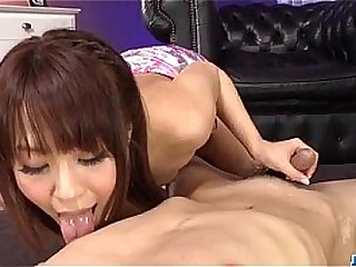 Maika plays on every side pussy in solo to the fore sucking a big dick