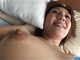 AmateurMao Hosaka gets fucked in POV style