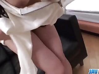 Hot japan unsubtle Chizuru in beautiful sex video