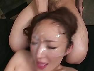 Legendary JAV Myuu uncensored gangbang with cum facials Subtitles