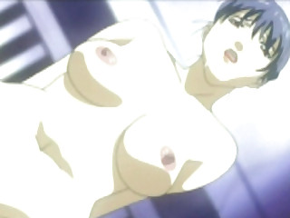 Bigboobs Japanese hentai wetpussy fucking and cumming allbody