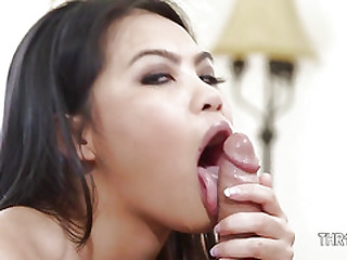 fluent japanese girl throated really everlasting