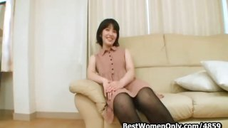 Japanese Milf Casting In Home Kitchen Voyeur