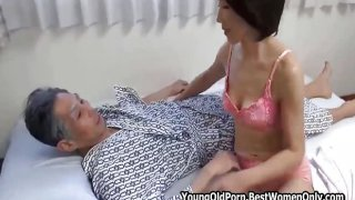 Japanese Asian Mature Michiko Enjoy Fuck Her Lovers