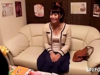 asian massage Tokyo Celebrity Become man Seduction Salón de belleza parte 1